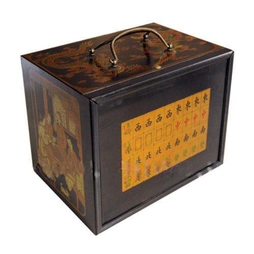 Mahjong-houten-kistje-zwart-1