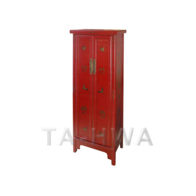 Chinese Kast Trapezium Rood