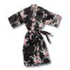 Kimono Pauw Zwart