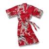 Kimono Pauw Rood