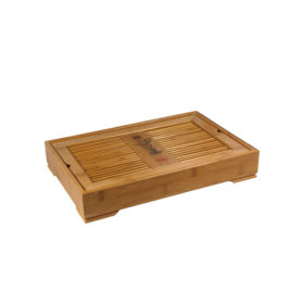 Chinese Thee Tafel Bamboe