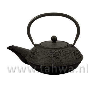 Japanese iron teapots ta hwa - Cast iron teapot dragon ...