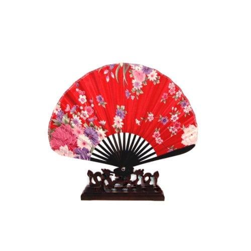 Japanse-Waaier-Rood