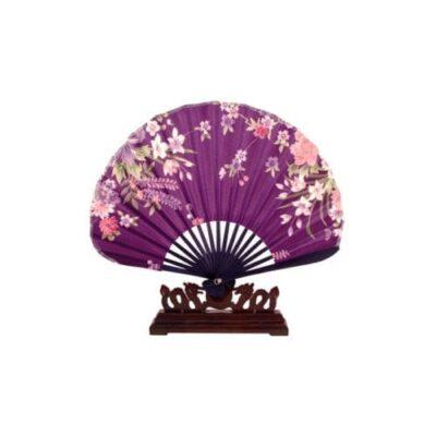 Japanse waaier paars