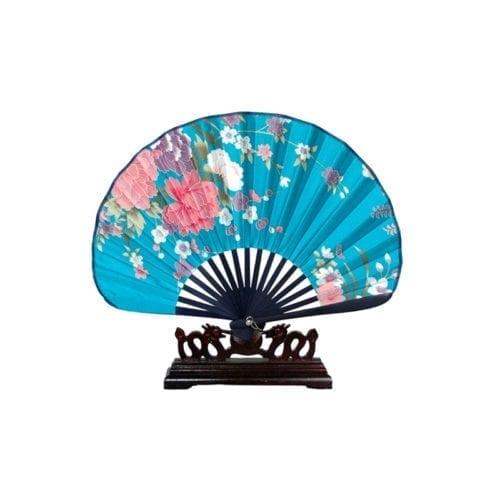 Japanse waaier turquoise