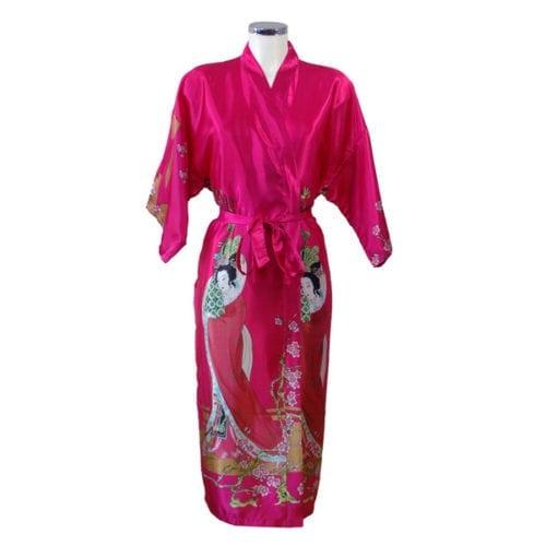 Kimono Geisha Fuchsia