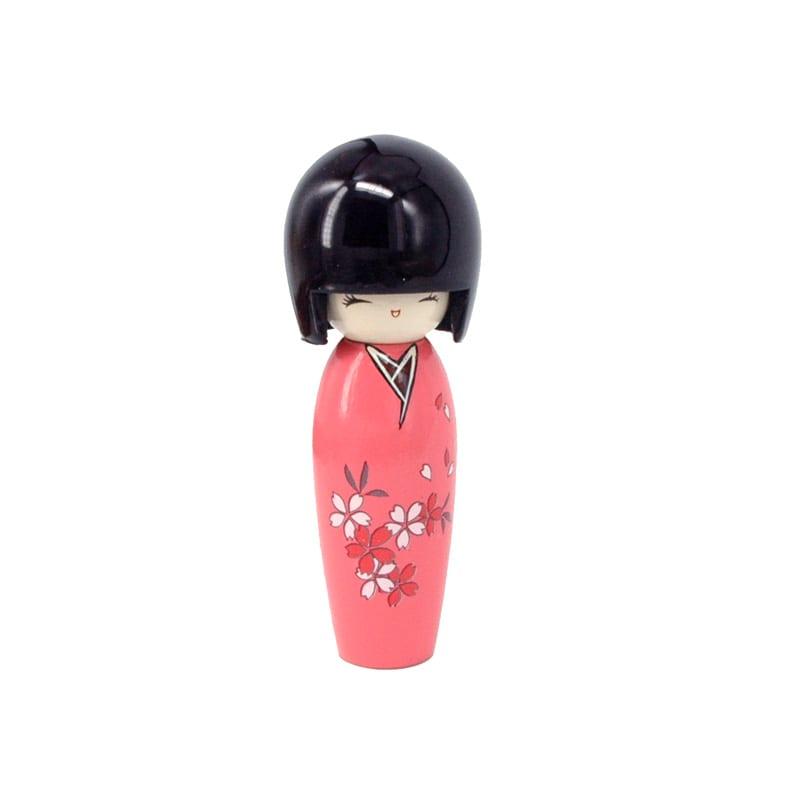 Kokeshi Doll Roze