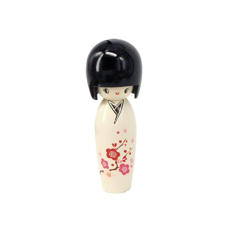 Kokeshi Doll Wit