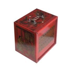 Mahjong Rode Kist S