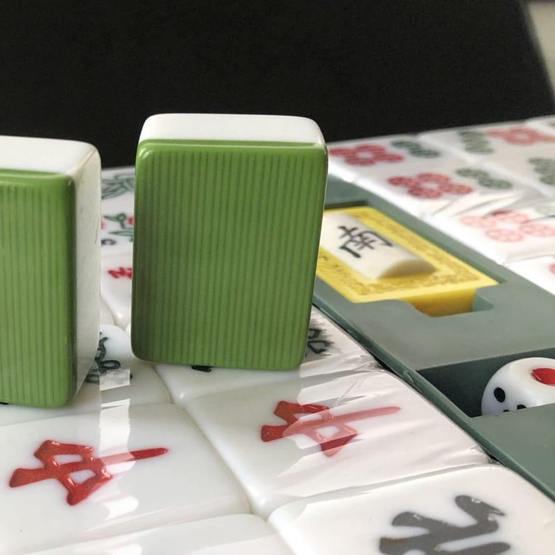 Mahjong Spel L detail 2