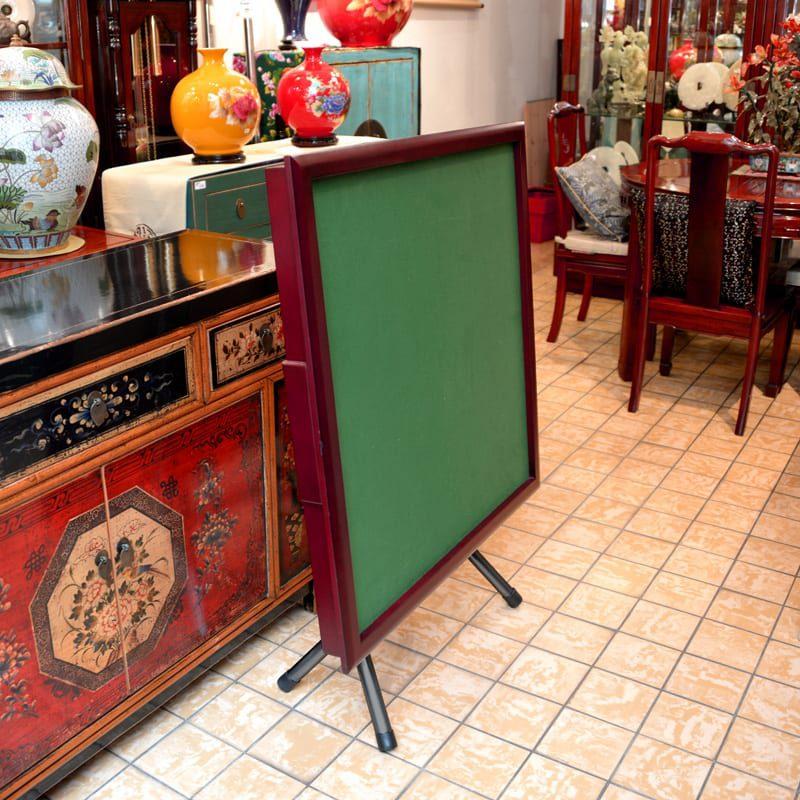 Mahjong Tafel detail