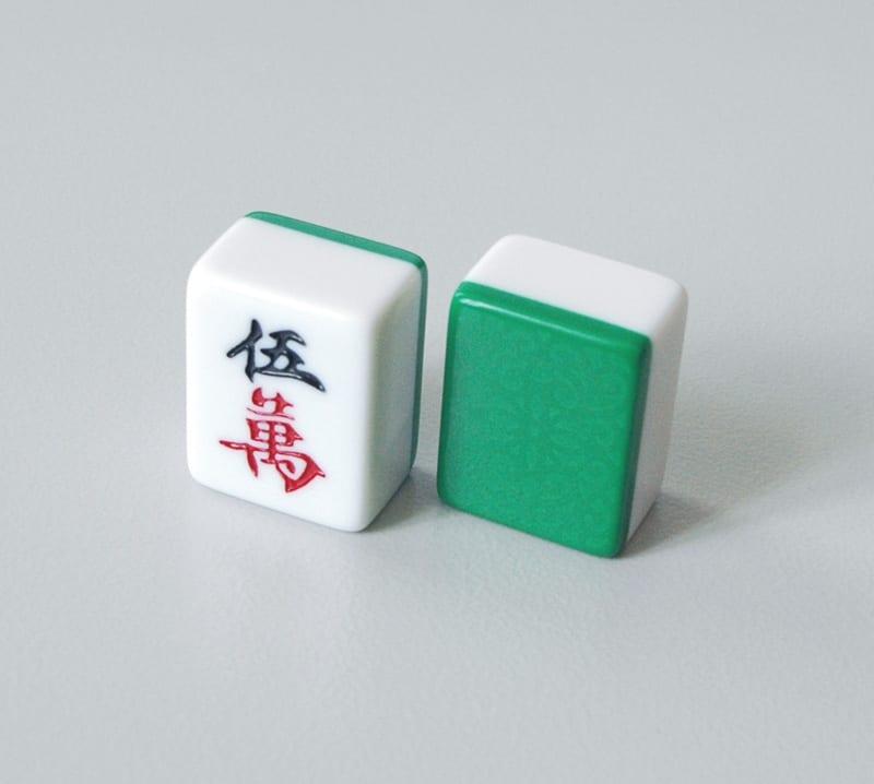 Mahjong XL Steen Groen