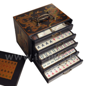 mahjong houten kist open