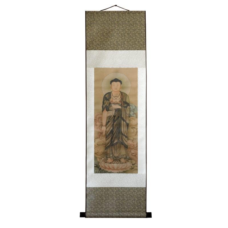 Scroll Print Boeddha
