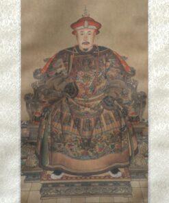 Scroll Print Keizer detail