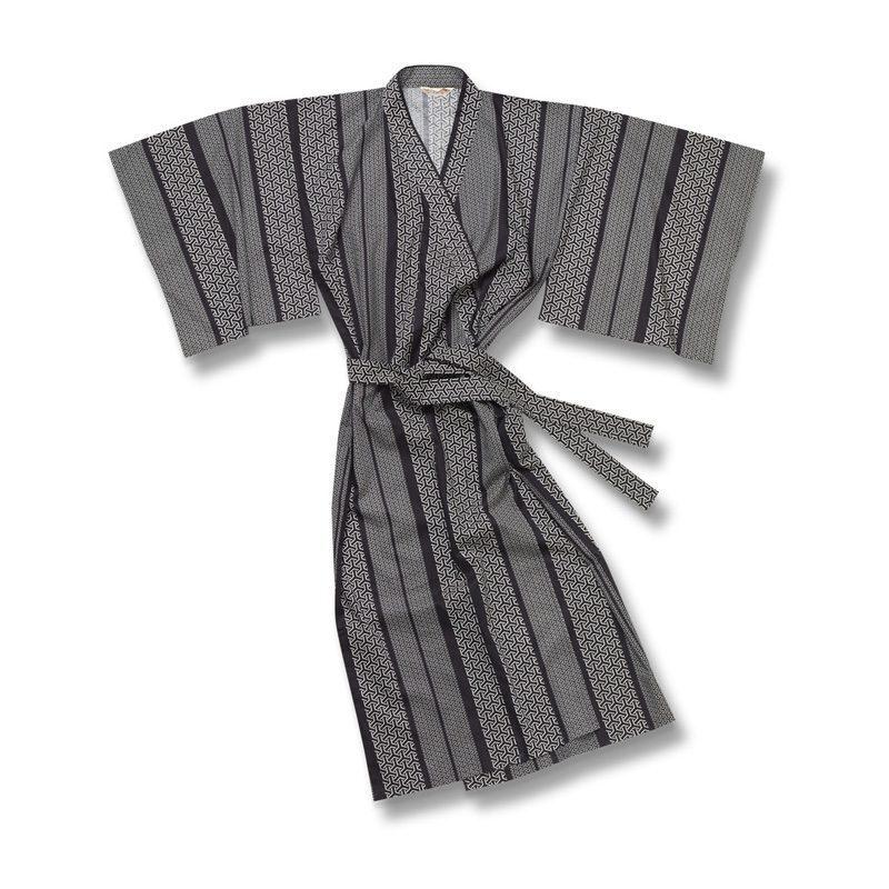 Yukata Kimono Long Geo